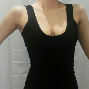 Herve Leger Sydney Signature Bandage Dress Black